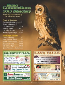 2013 Front Cover